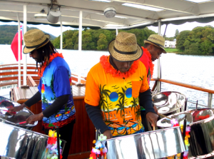 caribbean melody steel band